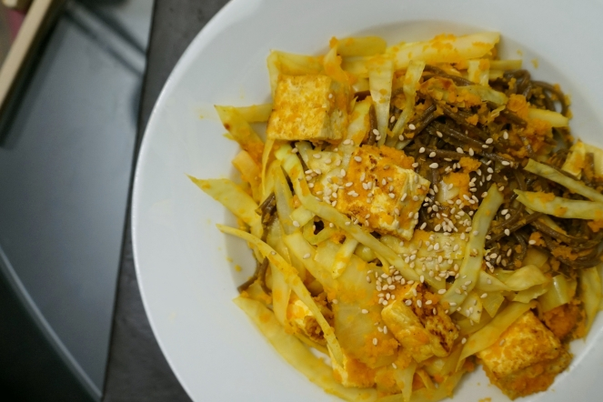 stir-sry lime sesame tofu best